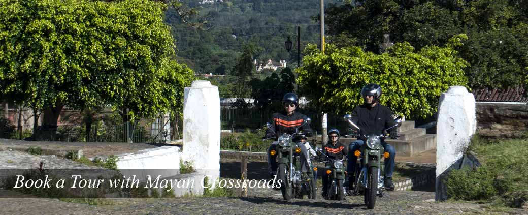 customize your motorcycle tour in guatemala